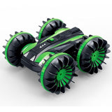 Waterproof Remote Control Car Boat - 2.4Ghz All Terrain RC Cars