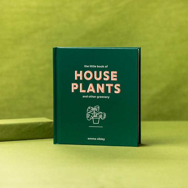 Chronicle Books Little Book of House Plants and Other Greenery - Plant Book - Book About Plants -  Good Read - Book - Reading - Women's Clothing Store - Women's Accessories - Gift Store - Ladies Boutique - O KOO RAN - Big Bear Lake California