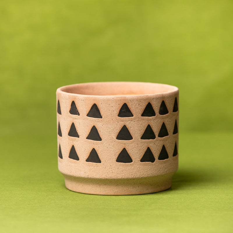 HomArt Inca Pot - Plant Pot - Green Thumb - Planter - Women's Clothing Store - Women's Accessories - Ladies Boutique - O KOO RAN - Big Bear Lake California