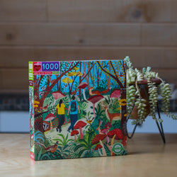 Hike In The Woods Puzzle