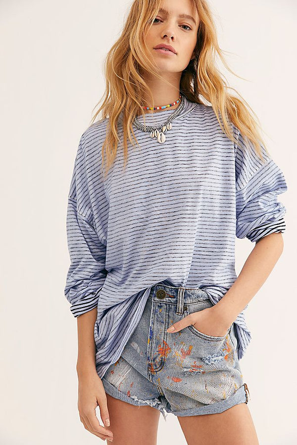 Be Free Stripe Tunic