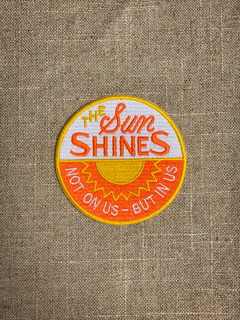 The Sun Shines Patch