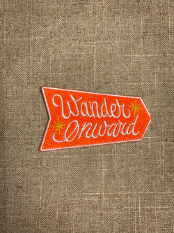 Wander Onward Patch