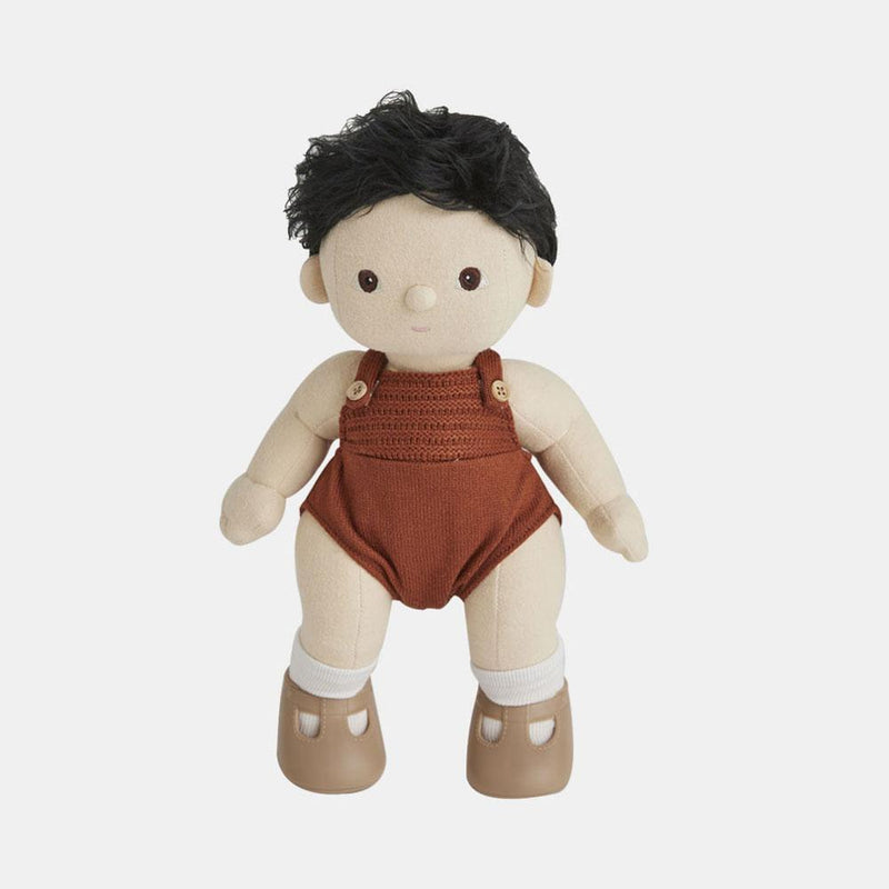 Olli Ella Dinkum Doll - Roo - Baby Doll - Doll - Infant Toy - Organic Cotton - Children's Boutique - Baby Clothing Store - Baby Store - Camp Crib - Big Bear Lake California