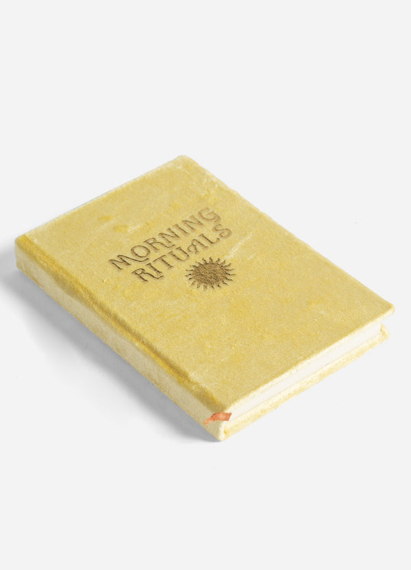 Printfresh Morning Rituals Journal - Guided Journal - Prompted Journal - Journal - Notebook - Women's Clothing Store - Ladies Boutique - O KOO RAN - Big Bear Lake California