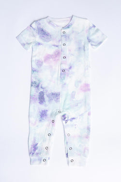 Melting Crayons Infant Romper