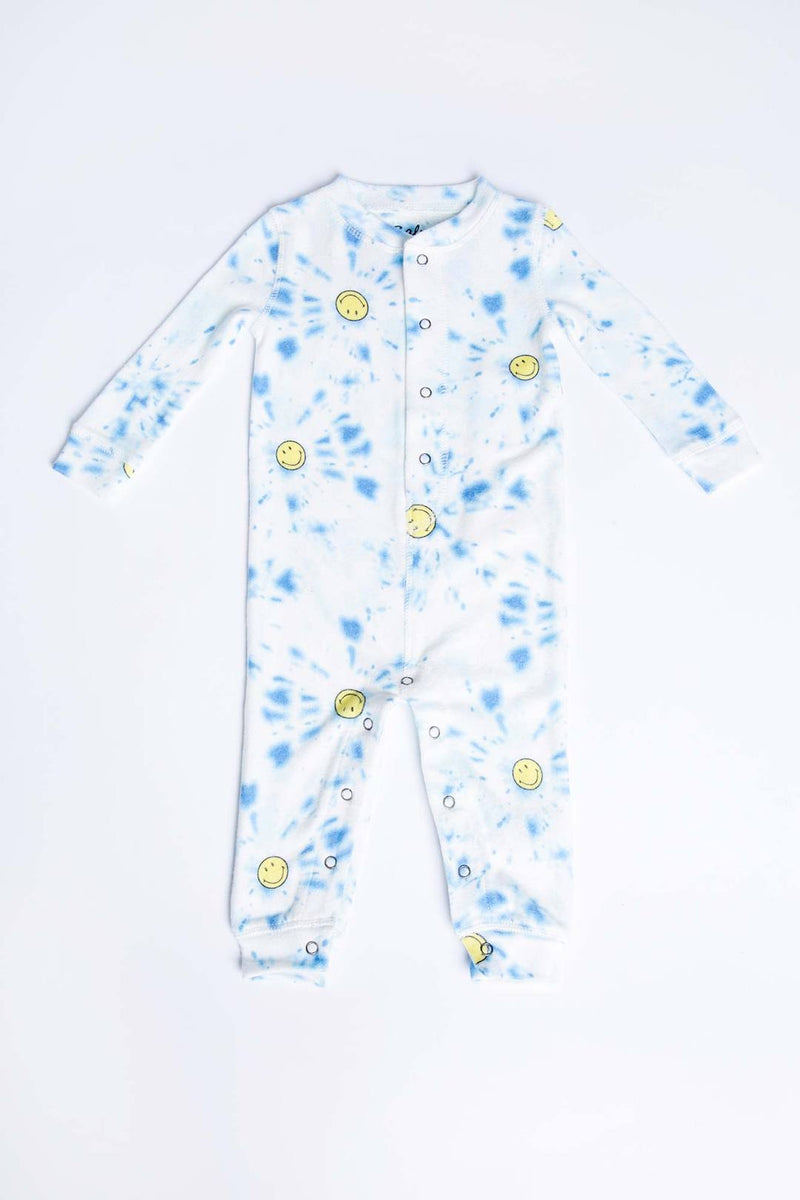 Infant Smiley Romper