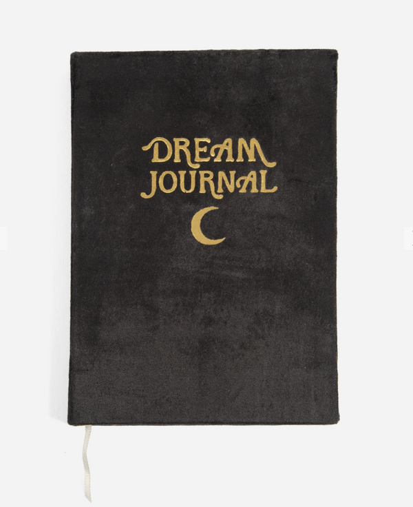 Printfresh Velvet Dream Journal - Guided Journal - Prompted Journal - Journal - Notebook - Women's Clothing Store - Ladies Boutique - O KOO RAN - Big Bear Lake California