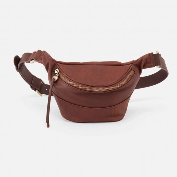Hobo Jett Belt Bag - Leather Purse - Leather Bag - Fanny Pack - Women's Clothing Store - Women's Accessories - Ladies Boutique - O KOO RAN - Big Bear Lake California