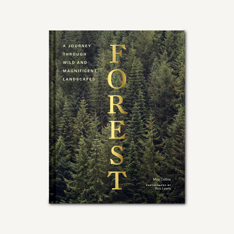 Forest - Chronicle Books - Read - Forest Book - Reading - Gift - Women's Clothing Store - Women's Accessories - Ladies Boutique - O KOO RAN - Big Bear Lake California