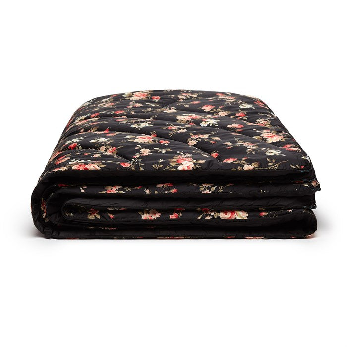 Rumpl Grandma's Couch Blanket - Camping Blanket - Floral Quilt - Women's Clothing Store - Women's Shoes and Accessories - O KOO RAN - Big Bear Lake California