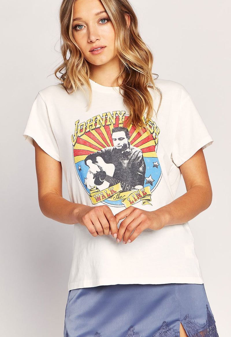 Johnny Cash The Icon Tour Tee