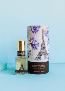 Tokyo Milk French Kiss Perfume - Floral Fragrance - Women's Parfum - Women's Clothing Store - Women's Accessories - Bath and Body - O KOO RAN - Big Bear Lake California