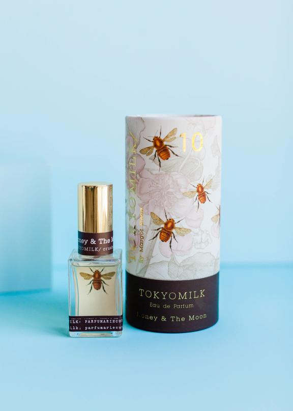 Tokyo Milk Honey & The Moon Perfume - Floral Fragrance - Women's Parfum - Women's Clothing Store - Women's Accessories - Bath and Body - O KOO RAN - Big Bear Lake California