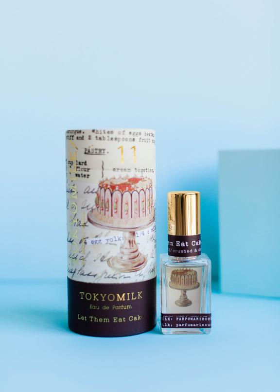 Tokyo Milk Let Them Eat Cake Perfume - Floral Fragrance - Women's Parfum - Women's Clothing Store - Women's Accessories - Bath and Body - O KOO RAN - Big Bear Lake California