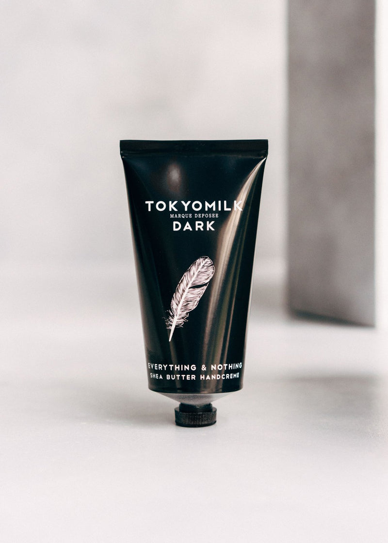 Tokyo Milk Everything & Nothing Handcreme - Scented Lotion - Luxurious Shea Butter Hand Lotion - Women's Lotion - Women's Clothing Store - Women's Accessories - Bath and Body - O KOO RAN - Big Bear Lake California