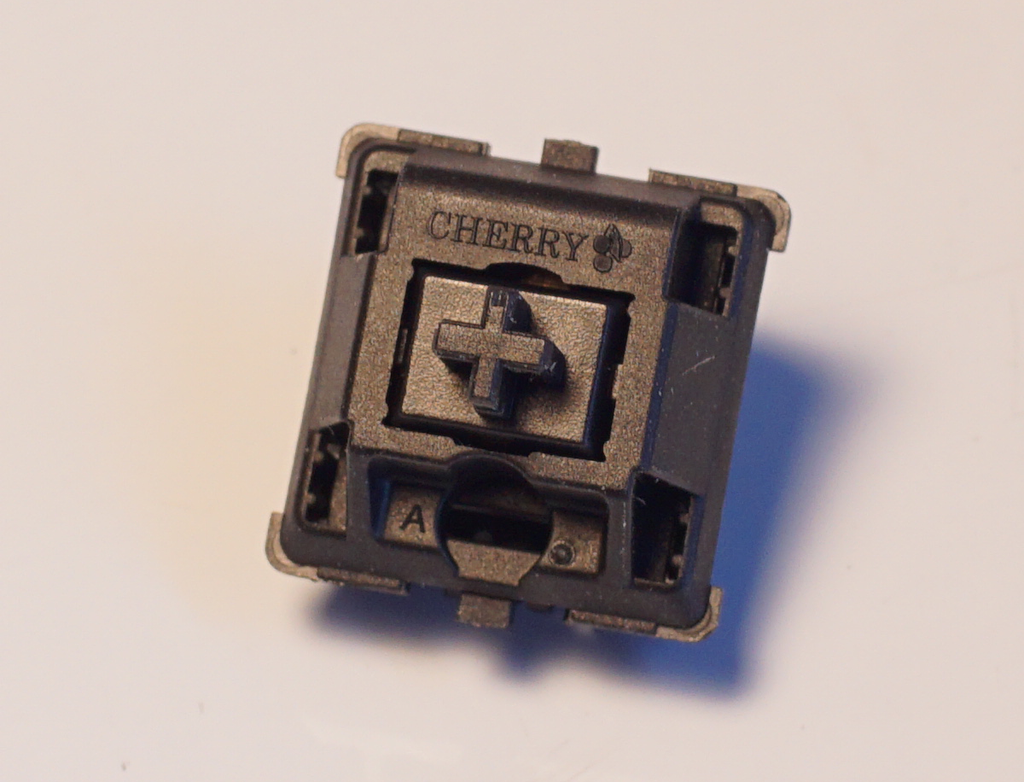 Cherry MX Retooled Black Switches – Daily Clack
