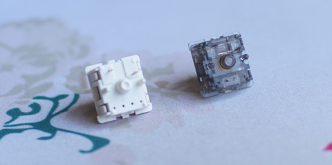 T1 Tactile Switches & Housing