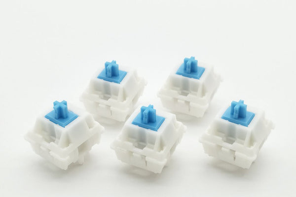 [GB] POM Glacier Panda Switches