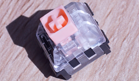 Hako Royal True Switch Side by Kailh, Novelkeys, and Input Club