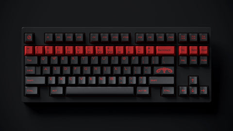 [Pre-Order] Sanctuary Rebirth PBT by Infinikey