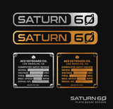 [GB] Saturn 60 Extras