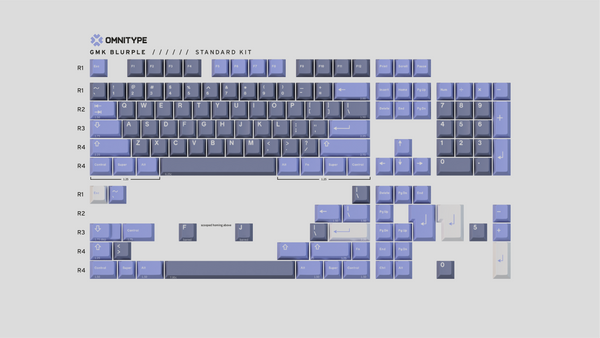 [GB] GMK Blurple