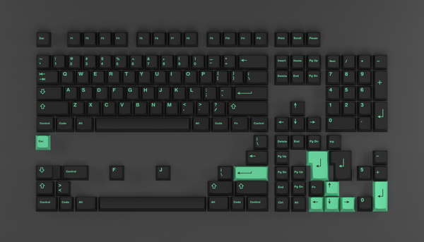 [GB] GMK Aurora Polaris