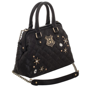 Harry Potter Back To Hogwarts Quilted Embellished Handbag