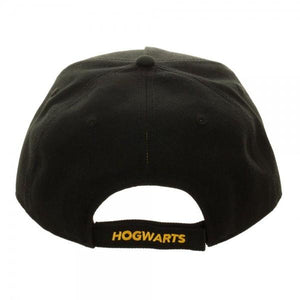 Harry Potter Printed Vinyl Bill FlatBill Baseball Cap