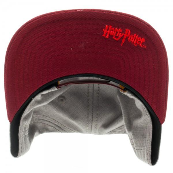 Harry Potter Gryffindor Snapback Baseball Cap