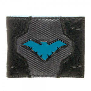 DC Comics Nightwing Suit Up Bi-Fold Boxed Wallet
