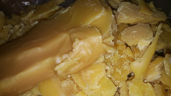 Raw Filtered Beeswax