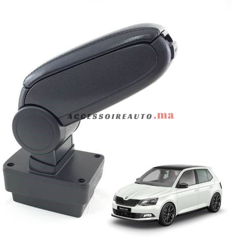 Accoudoir Sure Mesure Skoda Fabia
