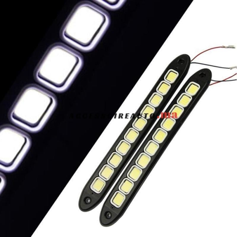 Flexible Led Drl Carré