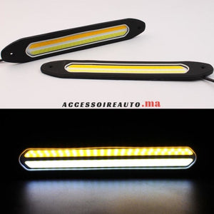Flexible Led Drl Signal Simple