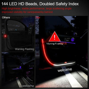 Led De Porte Anti Collision - Strobe Flash Signal