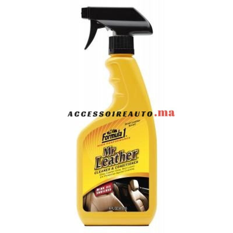 Nettoyant Et Protectant Cuir Mr. Leather® Cleaner Formula 1 / 473 Ml