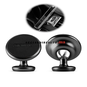 Support Telephone Magnetique Remax 3D 180°