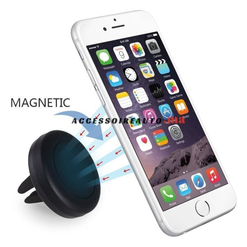 Support Tephone Magnetique