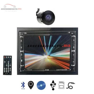 Systeme Multimedia Gps Bt Normal
