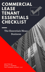 Commercial Lease Tenant Essentials Checklist