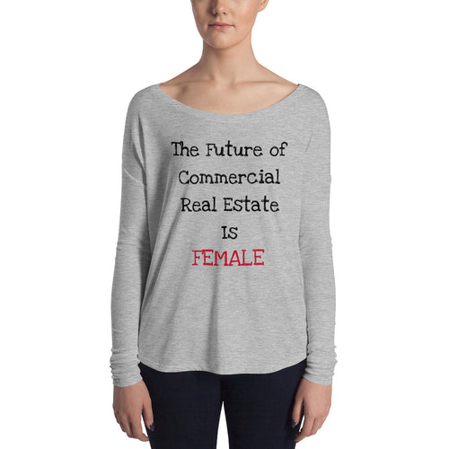 The Future of CRE is FEMALE