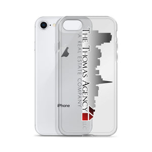 The Thomas Agency iPhone Case