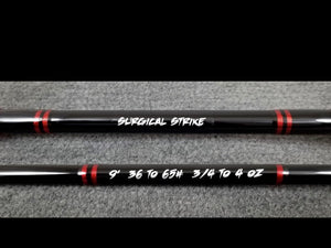 ASSAULT STICK 20/20 RODS