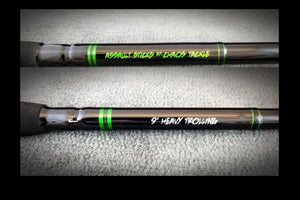 ASSAULT STICK ORIGINAL TROLLING & LIVE BAIT RODS