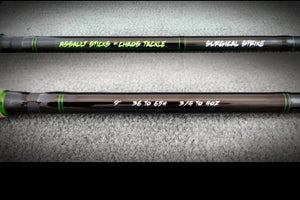 ASSAULT STICK CASTING RODS 1PC