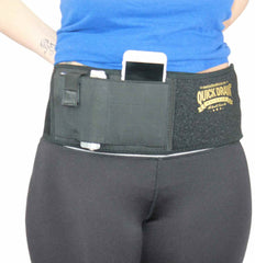 Magnetic Quick Draw Holster, quick draw holster, quickdrawholster.com, quick draw holster fits all pistols, best concealed carry holster