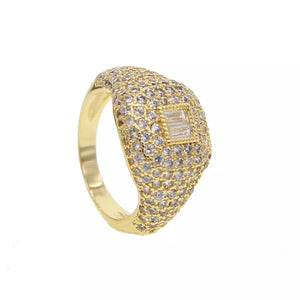 Blair Pave Ring