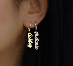 Customizable Drop Earring